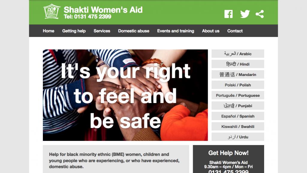 Shakti Women's Aid
