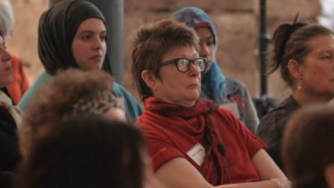 Engender Women Faith and Feminism Conference Screenshot