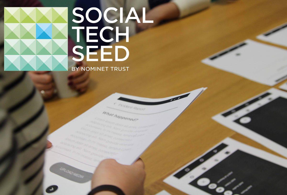 Social Tech Seed funding awarded for stalking app