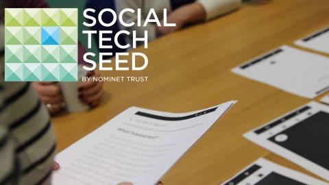 Social Tech Seed funding Nominet Trust